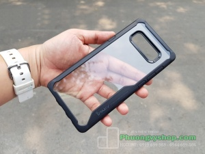 Ốp dẻo IPAKY chống shock Galaxy S8 Plus